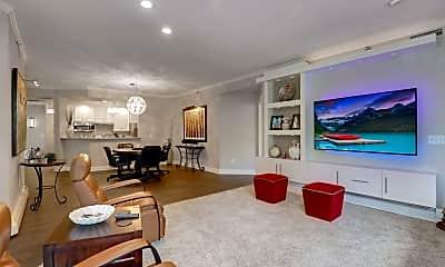 Living Room, 7400 Edinborough Way Apt 5208, 1
