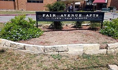 Fair Avenue, 1