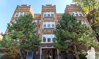 Building, 4871 N Washtenaw Ave, 1