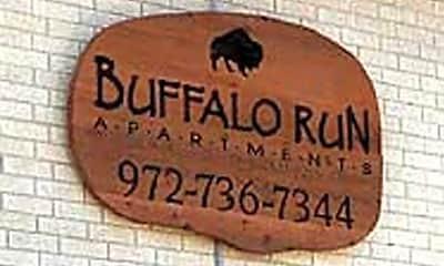 Buffalo Run, 2