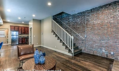 Living Room, 806 Park Ave, 2