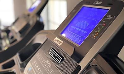 Fitness Weight Room, Windsor Castle, 2