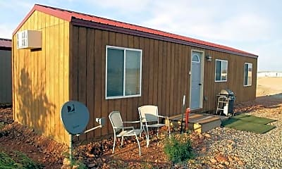 Building, North Dakota Housing - Prairie View RV Park, 2