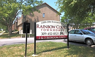 Rainbow Court Townhome 2208 Apartments, 1