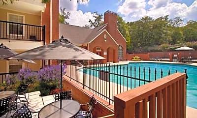 Pool, Brookwood Valley, 0