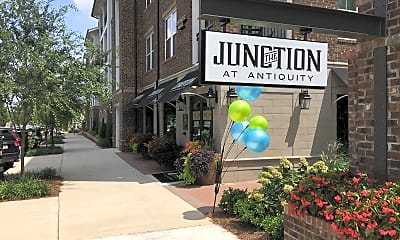 The Junction at Antiquity, 1