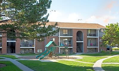 Building, Windsor Park, 0