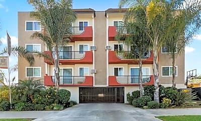 Building, Vista Apartments, 1