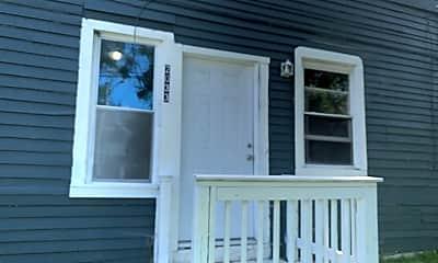 Patio / Deck, 2033 W 98 Unit 1, 0