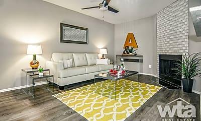 Living Room, 12425 Mellow Meadow, 1