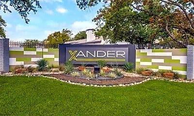 Community Signage, Xander, 2