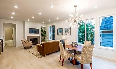 Living Room, NE Garfield, 1