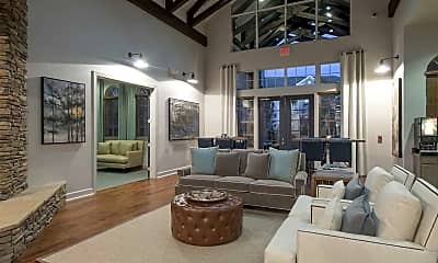 Living Room, The Reserve at North River, 1