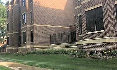 The St. Paul Church Home Senior Apartments, 1