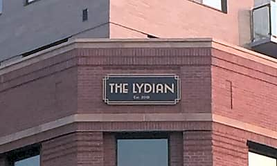 The Lydian, 1
