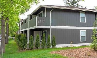 Building, 2117 F St, 2