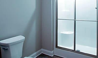 Bathroom, 1240 Jones St, 2