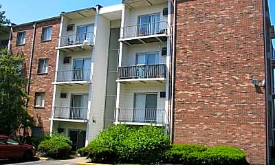 Building, Twin Pines Apartments, 1