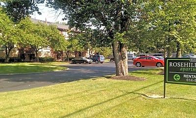 Rosehill Plaza, 1