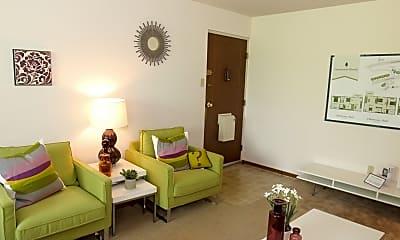 Living Room, Clearpointe Woods, 0