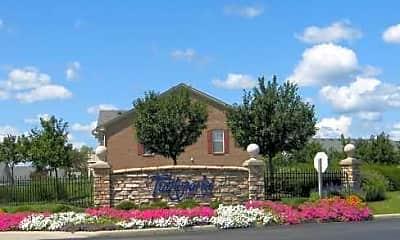 Community Signage, Tuttleparke, 2