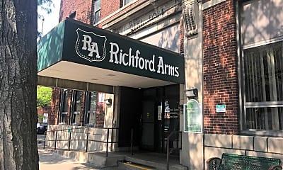 RICHFORD ARMS APARTMENTS, 1