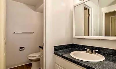 Bathroom, Asbury Plaza, 2