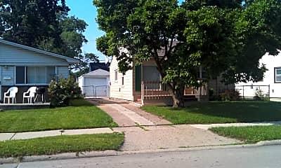 Building, 127 E Dallas Ave, 1