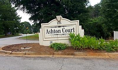 Ashton Court, 1