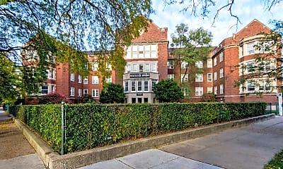 Building, 5445 S Ingleside Ave, 0
