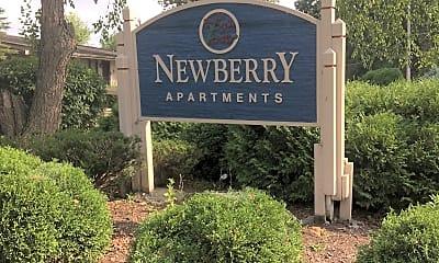 Newberry Apartments, 1