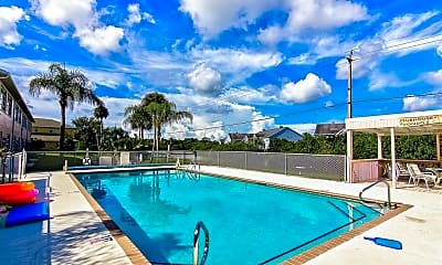 Pool, 175 Boundary Blvd 5B, 1