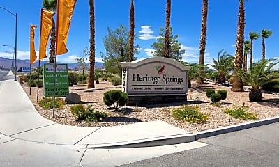 Heritage Springs, 1