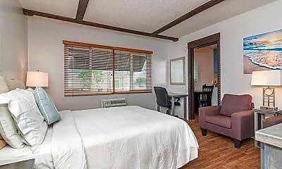 Bedroom, 2021 Olive, 2