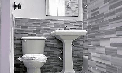 Bathroom, 250 E 63rd St, 2