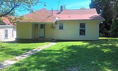 Building, 217 E 10th St, 2