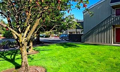 Landscaping, Gateway Terrace Apartments, 1