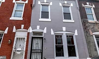 Building, 2332 S Beulah St, 2
