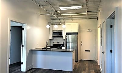 Kitchen, 460 Coventry Ln 206, 1