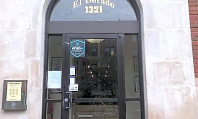 Building, 1321 Fairmont St NW, 1