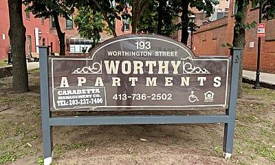 Worthy Apartments, 1