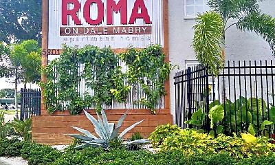 Community Signage, 5905 S Dale Mabry Hwy, 0