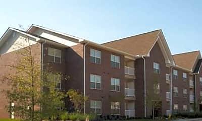 Building, The Vineyards at El Dorado Apartments, 1