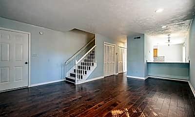 Living Room, 6700 Jefferson place, 2