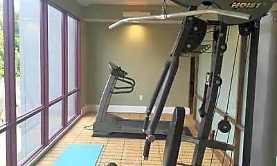 Fitness Weight Room, 3750 Main St, 2