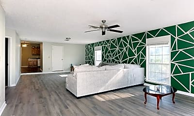 Living Room, 1710 Donaldson Ave, 1