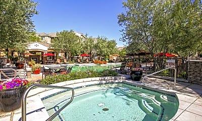 Pool, Canyon Crossroads, 1