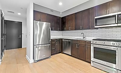 Kitchen, 21 West End Ave 1315, 1