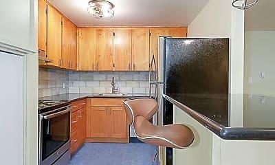 Kitchen, Shuksan Apartments 5247 15th Ave. NE, 0