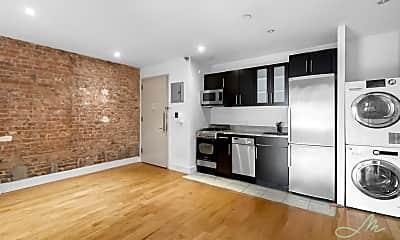 Living Room, 636 E 11th St 2A, 1